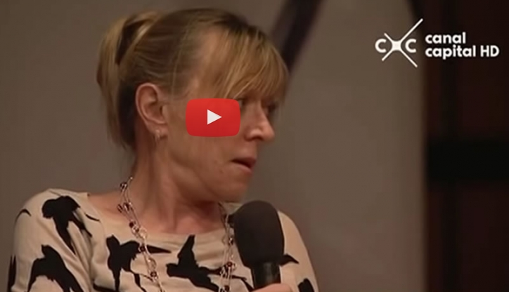 Conferencia premio Nobel de Paz Jody Williams